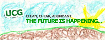 UCG - clean, cheap, abundant